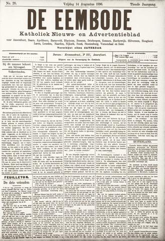 De Eembode 1896-08-14