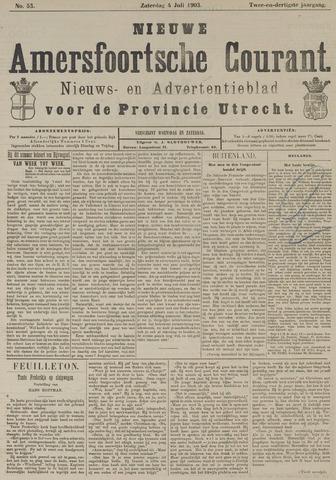 Nieuwe Amersfoortsche Courant 1903-07-04
