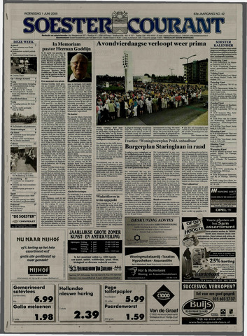 Soester Courant 2005-06-01