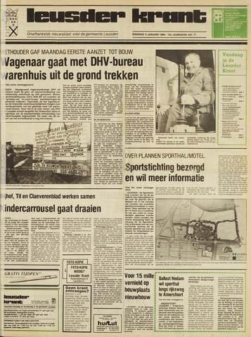Leusder Krant 1984-01-03
