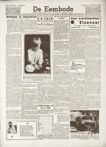 De Eembode 1940-02-09