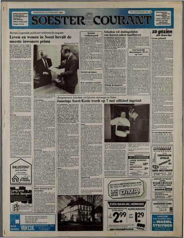 Soester Courant 1989-02-22