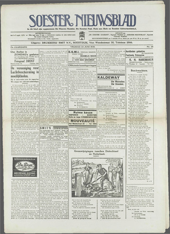 Soester Courant 1938-06-24
