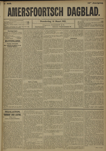 Amersfoortsch Dagblad 1912-03-14