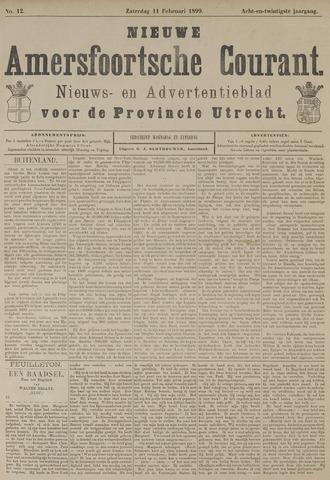 Nieuwe Amersfoortsche Courant 1899-02-11