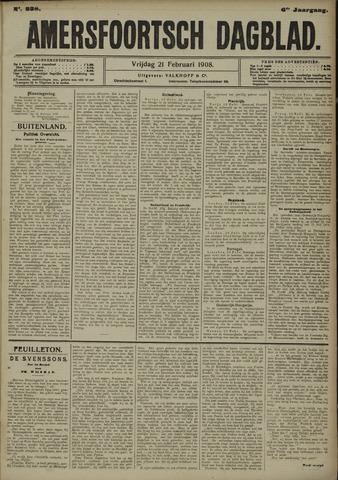 Amersfoortsch Dagblad 1908-02-21