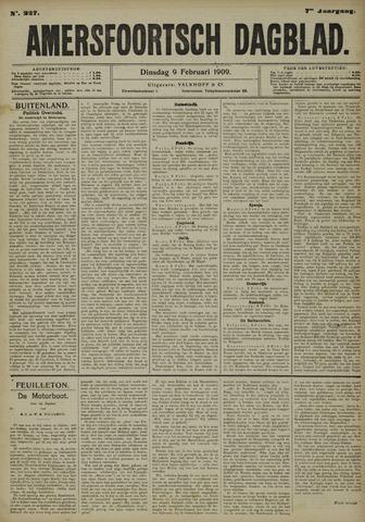 Amersfoortsch Dagblad 1909-02-09