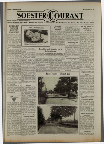 Soester Courant 1970-10-09