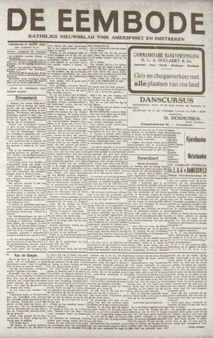 De Eembode 1920-09-17