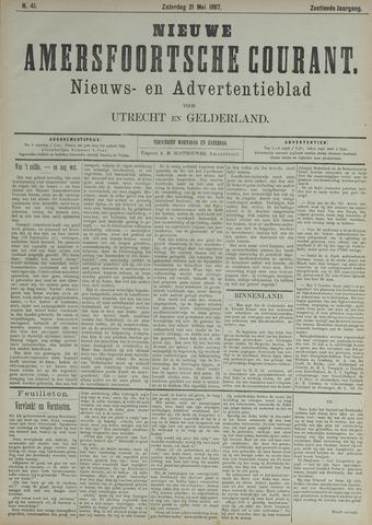 Nieuwe Amersfoortsche Courant 1887-05-21