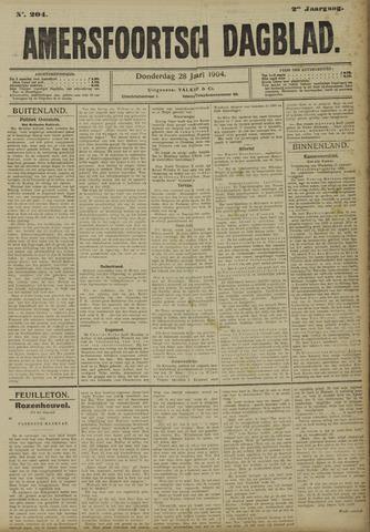 Amersfoortsch Dagblad 1904-01-28