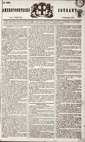 Amersfoortsche Courant 1862