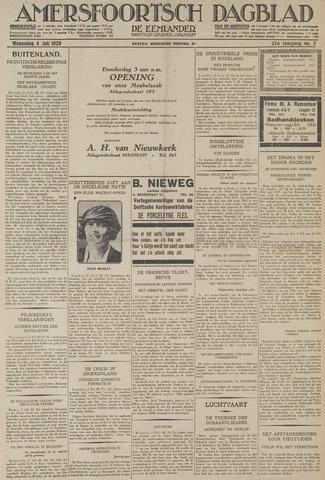 Amersfoortsch Dagblad / De Eemlander 1928-07-04