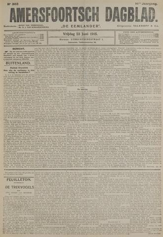 Amersfoortsch Dagblad / De Eemlander 1916-06-23