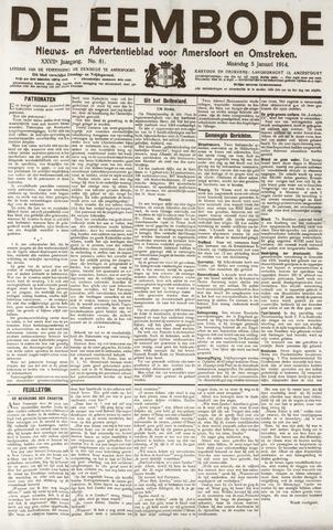 De Eembode 1914-01-05