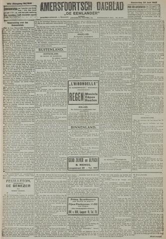 Amersfoortsch Dagblad / De Eemlander 1922-06-29