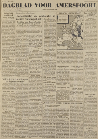Dagblad voor Amersfoort 1948-03-01