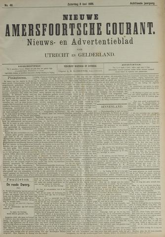 Nieuwe Amersfoortsche Courant 1889-06-08