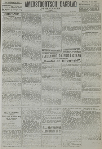 Amersfoortsch Dagblad / De Eemlander 1921-06-13