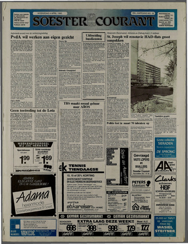 Soester Courant 1990-04-04
