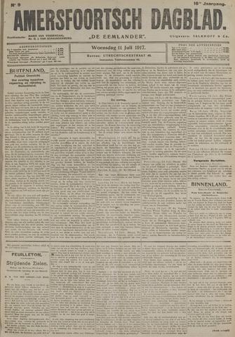 Amersfoortsch Dagblad / De Eemlander 1917-07-11