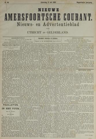 Nieuwe Amersfoortsche Courant 1890-07-12