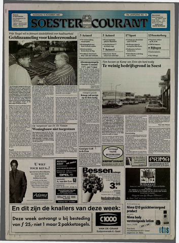 Soester Courant 1999-11-10