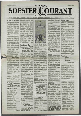 Soester Courant 1951-11-02
