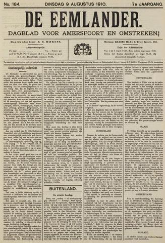 De Eemlander 1910-08-09