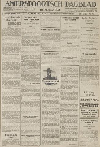 Amersfoortsch Dagblad / De Eemlander 1932-01-08