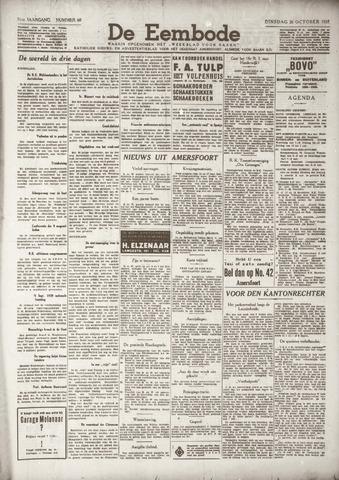 De Eembode 1937-10-26