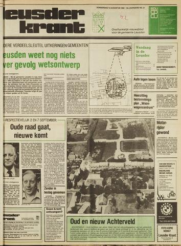Leusder Krant 1982-08-12