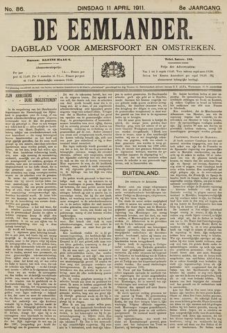 De Eemlander 1911-04-11