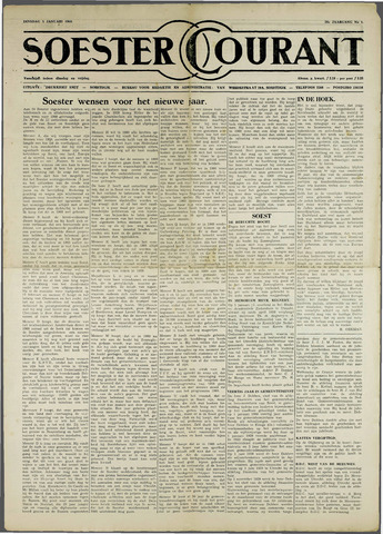 Soester Courant 1960-01-05