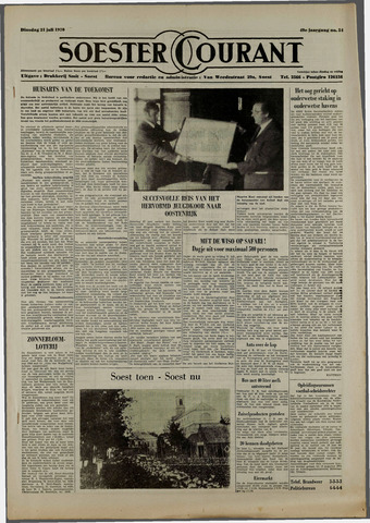 Soester Courant 1970-07-21