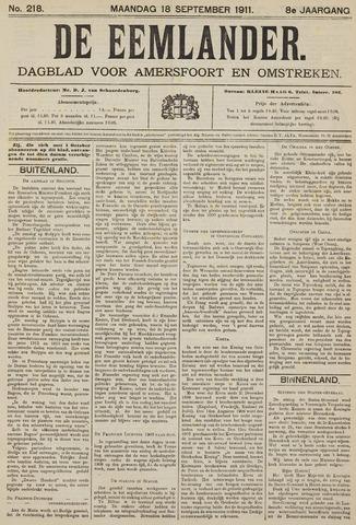De Eemlander 1911-09-18
