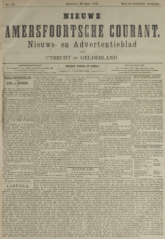 Nieuwe Amersfoortsche Courant 1895-06-29