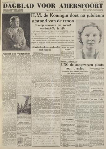 Dagblad voor Amersfoort 1948-05-13