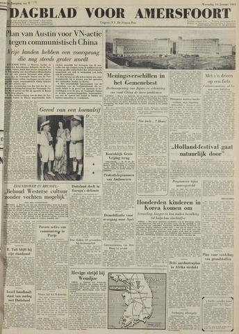 Dagblad voor Amersfoort 1951-01-10