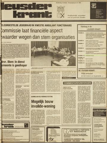 Leusder Krant 1978-10-12