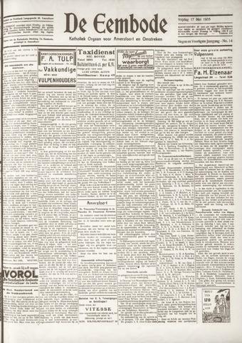 De Eembode 1935-05-17