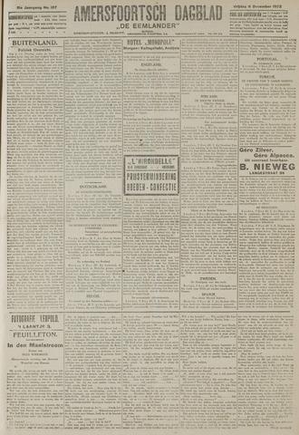 Amersfoortsch Dagblad / De Eemlander 1922-12-08