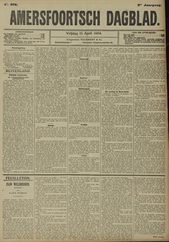 Amersfoortsch Dagblad 1904-04-15