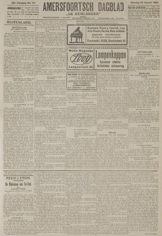 Amersfoortsch Dagblad / De Eemlander 1925-01-20