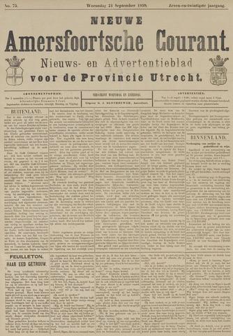 Nieuwe Amersfoortsche Courant 1898-09-21