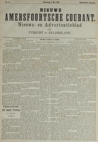 Nieuwe Amersfoortsche Courant 1890-05-21