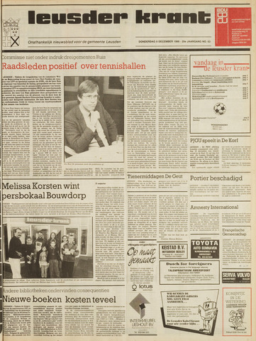 Leusder Krant 1988-12-08