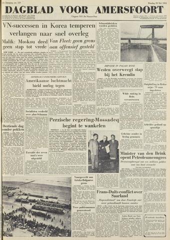 Dagblad voor Amersfoort 1951-05-29