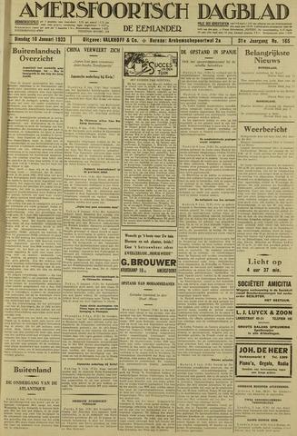 Amersfoortsch Dagblad / De Eemlander 1933-01-10