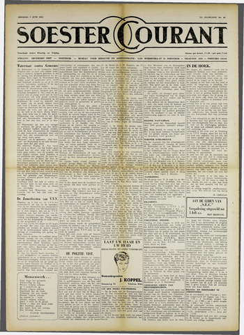 Soester Courant 1955-06-07